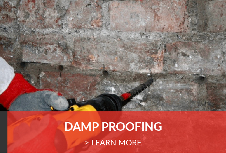 ADCAR Plastering - Damp Proofing