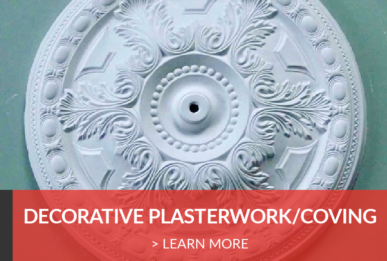 ADCAR Plastering - Decorative Plasterwork and Coving