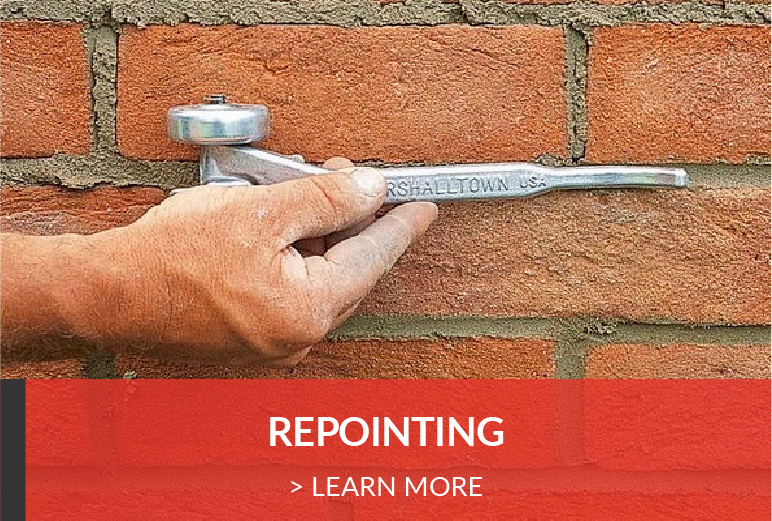 ADCAR Plastering - Repointing